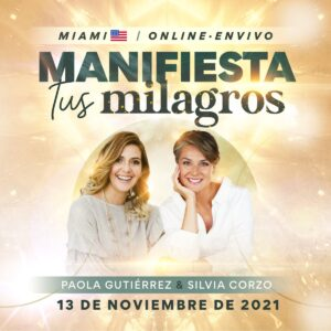 Taller Manifiesta tus Milagros | Presencial en Miami